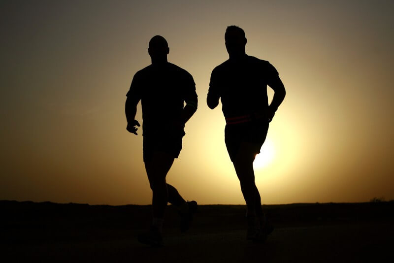 Trening mięśni barków