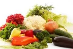 O diecie wegetariańskiej