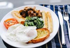 Jaki rodzaj śniadania jest najlepszy w tej diecie?